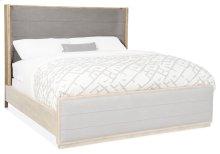Bedroom Urban Elevation 5/0 Upholstered Shelter Headboard