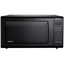 1.6 Cu. Ft. Countertop Microwave Oven with Inverter Technology - Black - NN-SN736B