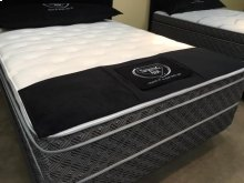 Queen Exquisite Cushion Firm Euro Top Mattress