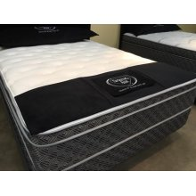 Full Exquisite Cushion Firm Euro Top Mattress