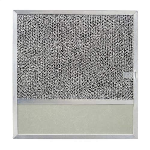 "Aluminum Filter with Light Lens, 11-3/4"" x 13-7/16"""