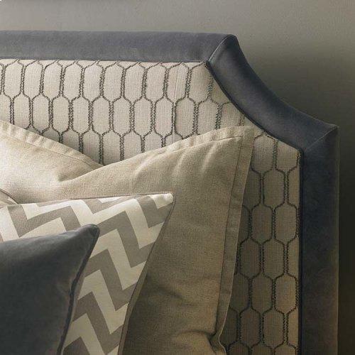 Custom Uph Beds Westbury Queen Rectangular Bed