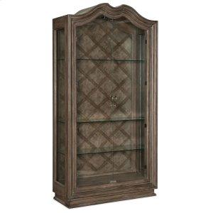 Hooker FurnitureDining Room Woodlands Display Cabinet