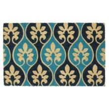 Doormat Cameron Blues 18x30