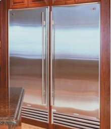 Carbon Stainless 601R All Refrigerator