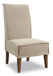 Dining Room Mini Slipcover Dining Chair