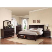 GRAYSON EASTERN KING BED Product Image