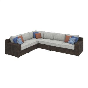 Ashley Furniture Alta Grande - Beige/brown 3 Piece Patio Set