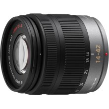 LUMIX G Vario 14-42mm f/3.5 Asph. / MEGA O.I.S. Lens H-FS014042