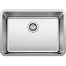 "Formera 25"" Medium Single Bowl - Stainless Steel"