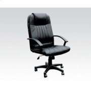 Bk Bonded Leather Office Chair Product Image