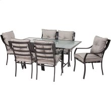Lavallette 7 Pc. Outdoor Dining Set