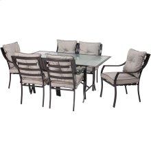 Lavallette 7 Pc. Outdoor Dining Set