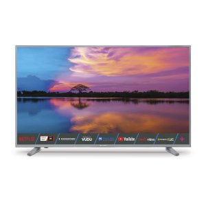 """Sharp55"""" Class (54.6"""" diag.) 4K UHD Smart TV with HDR"""