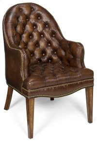 Home Office Blarney Executive Side Chair Product Image