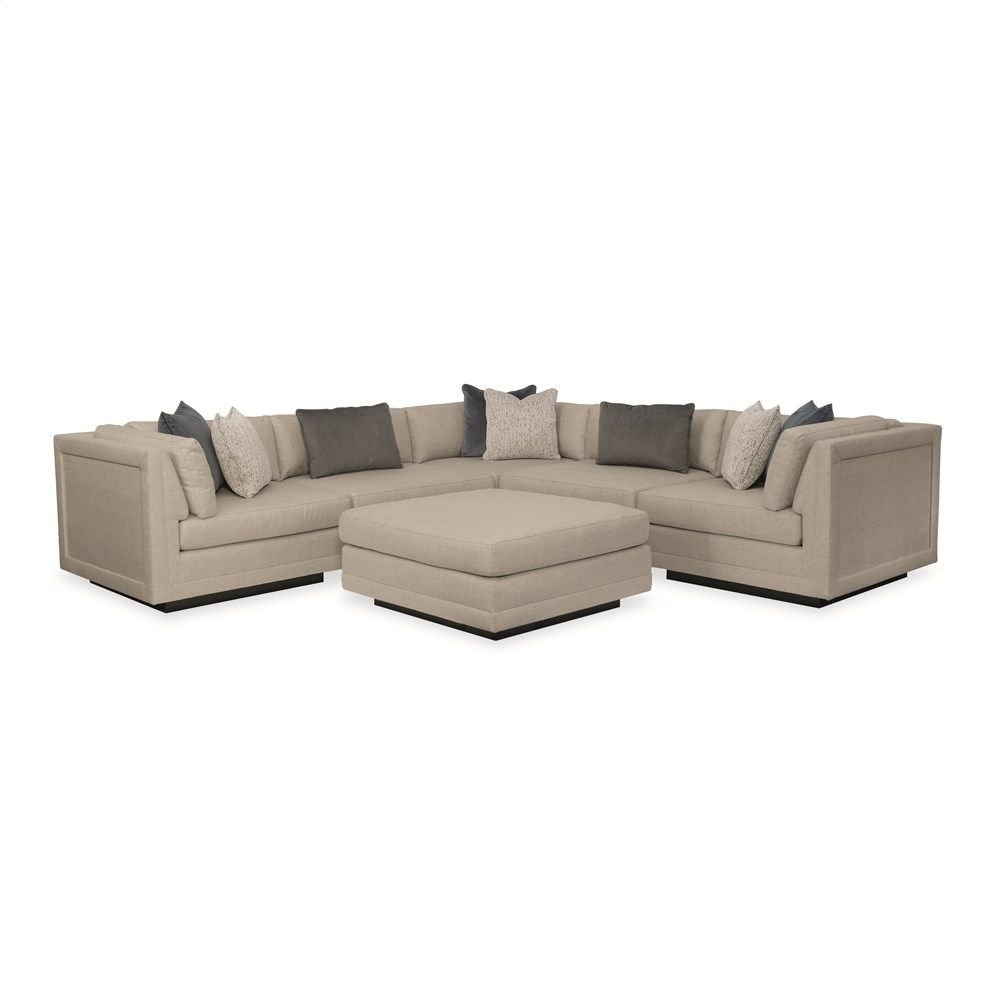 Fusion 6 Piece Sectional