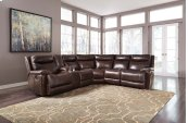 Zaiden - Antique 7 Piece Sectional