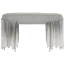 Calista Oval Bench