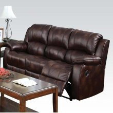 BROWN P-MFB SOFA W/MOTION