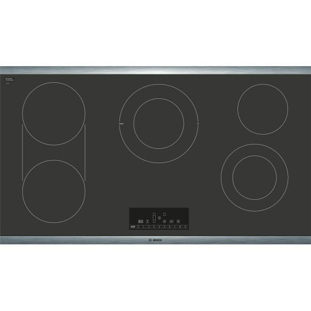 "Bosch 800 Series 36"" Electric Cooktop"