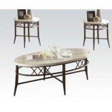 3pc Pk Coffee Table Set
