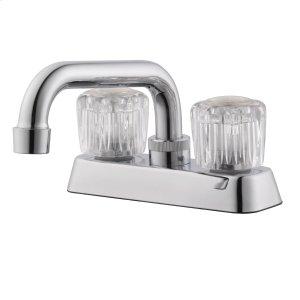 Ashland Laundry Tub Faucet, Polished Chrome #545731 Product Image