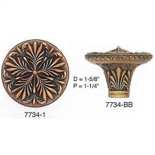 """Tremont Knob/see 7908 for 1-1/4"""" Size"""