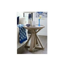 Breckenridge Round End Table