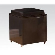 Ottoman W/storage -conv. To Ns