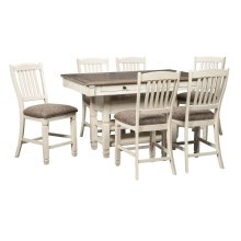 Bolanburg - Antique White 7 Piece Dining Room Set