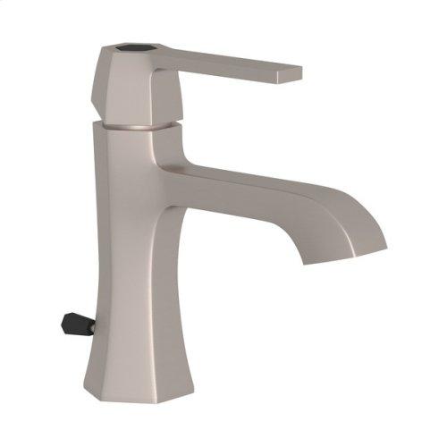 Satin Nickel Bellia Single Hole, Single Lever Lavatory Faucet