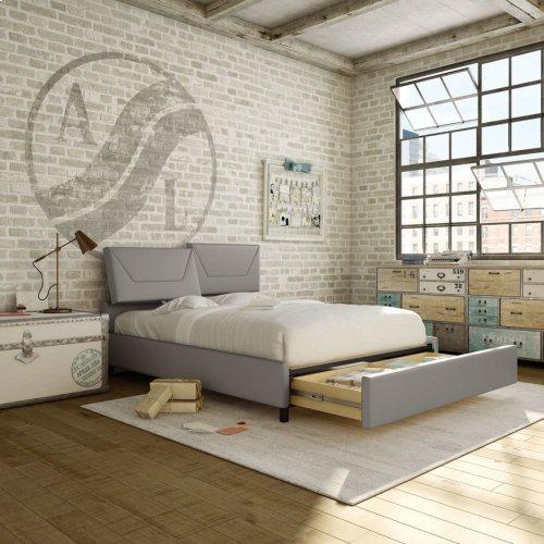 Surrey Upholstered Bed - King