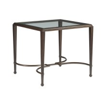 Sangiovese Rectangular End Table