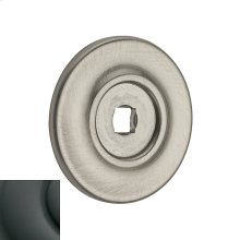 Oil-Rubbed Bronze Knob Back Plate