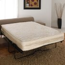 """AirDream Hypoallergenic Inflatable Mattress with Electric Hand Pump for Sleeper Sofas, 52"""" Full Product Image"""