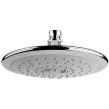 "Chrome Plate 8"" Multi-function easy clean shower head"