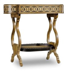 Living Room Archivist Accent End Table