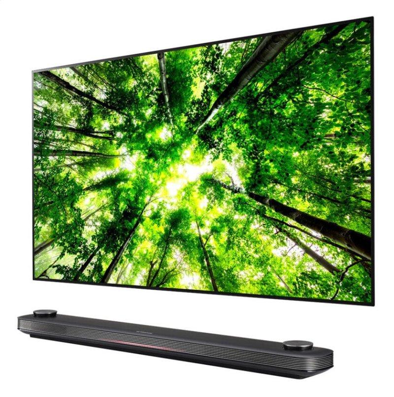 LG SIGNATURE OLED TV W8 - 4K HDR Smart TV w/ AI ThinQ® - 77'' Class (76 8''  Diag)