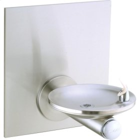 Elkay SwirlFlo Single Fountain Non-Filtered Non-Refrigerated, Stainless
