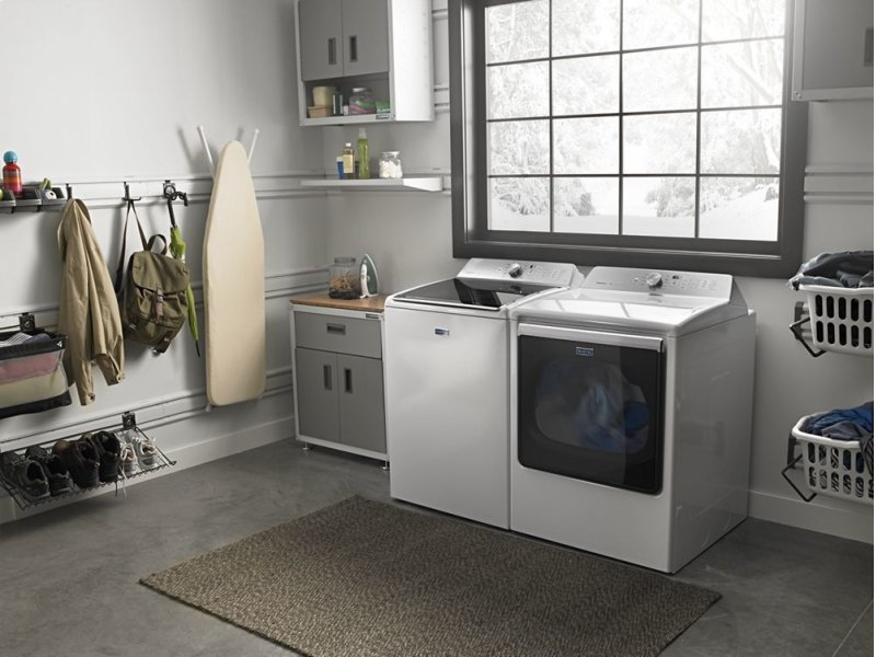 Extra-Large Capacity Washer with Deep Clean Option- 5 3 Cu  Ft