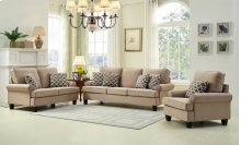 Sheridan Brown Loveseat