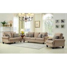 Sheridan Brown Livingroom