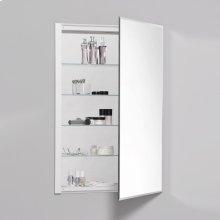 "R3 Series 24"" X 36"" X 4"" Single Door Cabinet With Bevel Edge"