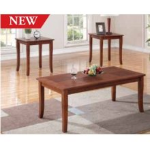 3PC Occasional Set, Coffee Table and Two End Tables