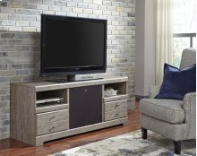 Parlau - Gray 2 Piece Entertainment Set