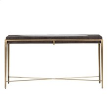 Keirah Console Table Black