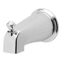 Polished Chrome Standard Diverting Tub Spout