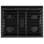 Whirlpool 5.8 Cu. Ft. Slide-In Gas Range with EZ-2-Lift Hinged Grates