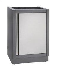 OASIS™ cabinet with reversible door