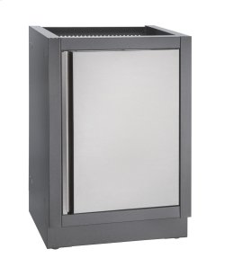 OASIS™ cabinet with reversible door
